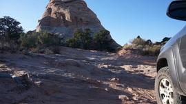 Tower Arch - Waypoint 2: Hill Climb