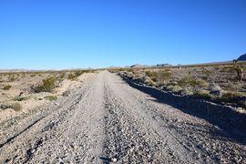 Alamo Road - Waypoint 3: Turn off for Joe May Road