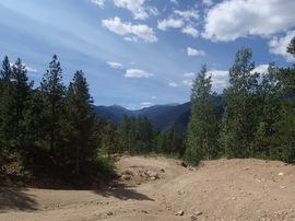 Bill Moore Lake - Waypoint 3: Mine