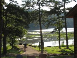 K-Trail Western Half - Waypoint 1: Clayton Lake State Park