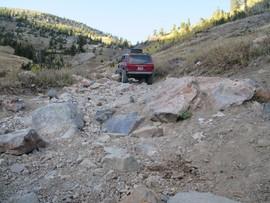 Mary Ellen Gulch - Waypoint 7: Rock Pile