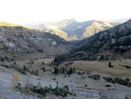 Mary Ellen Gulch - Waypoint 9: Yankee Mines Loop