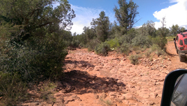Oak Creek Homestead - Waypoint 2: Dry Wash North
