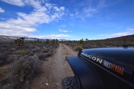 Pine Nut Road - Waypoint 2: Scenery