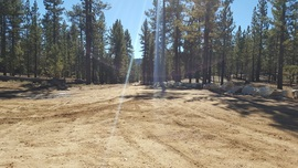 3N16 - Holcomb Valley - Waypoint 16: Continue Straigt at 3N09  Intersection (Van Dusen) and Holcomb Valley Campground