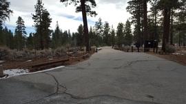 3N14 - Coxey Road - Waypoint 14: Big Pine Flats Campground