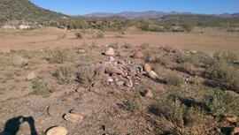 Little Pan Mine Road - Waypoint 9: Camping Area