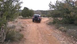 Oak Creek Homestead - Waypoint 18: 9845A & 9845C Intersection