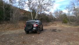 Oak Creek Homestead - Waypoint 12: Oak Creek Fire Pit