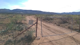 Verde Trails - Waypoint 4: Highway 260 Access Point