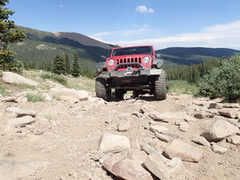 Breakneck Pass - Waypoint 11: Rough