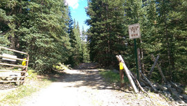 Webster Pass - Waypoint 3: Seasonal Gate