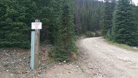 Saints John - Waypoint 14: Northern Trailhead, Montezuma
