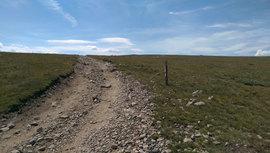 Saints John - Waypoint 1: Southern Trailhead