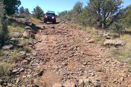 Rocky Sidewinder / 153A - Waypoint 10: More Big Rocks