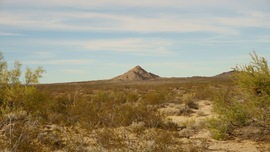 Mojave Road - Waypoint 18: Scenic
