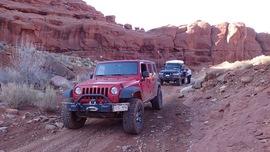 Lockhart Basin - Waypoint 4: Into Canyon