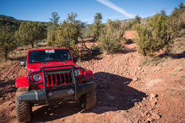 Outlaw Trail - Waypoint 3: Wash Crossing