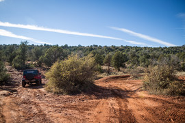 Outlaw Trail - Waypoint 6: Right Turn to Multiple Splits