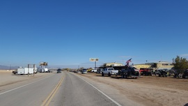 Imperial Sand Dunes Recreation Area - Glamis  - Waypoint 6: Glamis Store