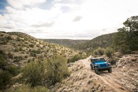 House Mountain Trail - Waypoint 8: Rocky Ledge