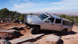 Top of the World - Utah - Waypoint 8: Rock Garden
