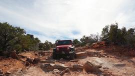 Top of the World - Utah - Waypoint 10: Nasty