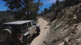 2N01 - Broom Flat - Waypoint 6: Watch for Fallen Rocks in the Road