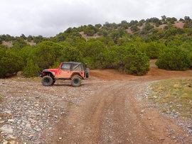 The Climb - Waypoint 1: Trailhead/Start the First Climb
