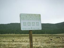 Fourmile Area: Lenhardy Cutoff - Waypoint 9: End