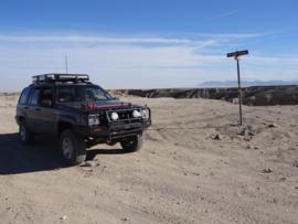 Tectonic Gorge - Ocotillo Wells SVRA - Waypoint 11: Tierra Del Sol