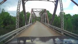 Jerome-Perkinsville Road - Waypoint 11: Verde River Bridge