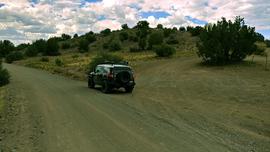 Jerome-Perkinsville Road - Waypoint 8: FR 9001X
