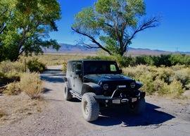 Badger Valley Loop Nevada - Waypoint 15: End
