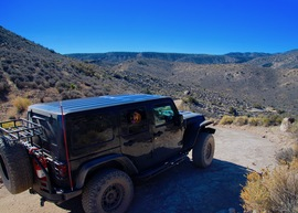 Badger Valley Loop Nevada - Waypoint 6: Scenic Vista
