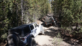 26E219 - Bald Mountain - Waypoint 13: Dirt Alley