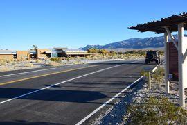 Alamo Road - Waypoint 1: Desert National Wildlife Refuge Visitor Center