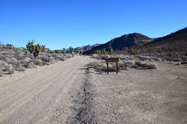 Alamo Road - Waypoint 10: Sheep Pass / Endpoint