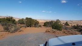 Hells Revenge - Waypoint 7: Fork - Overlook Spur/Hells Gate