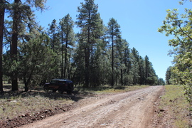 Hot Loop - Waypoint 1: Hot Loop Trailhead