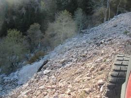 Mary Ellen Gulch - Waypoint 4: Loose Rocks