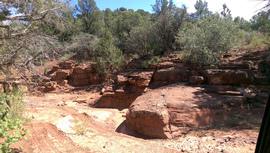 Oak Creek Homestead - Waypoint 3: Dry Wash Middle
