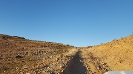 Doran Canyon - Waypoint 9: North End of Doran