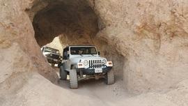 Doran Canyon - Waypoint 1: Bypass Around Gatekeeper Trailhead and Mud Caves