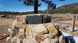 3N16 - Holcomb Valley - Waypoint 17: Miners Cabin