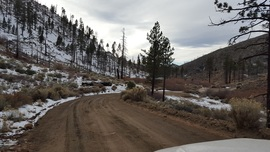3N14 - Coxey Road - Waypoint 8: Pacific Crest Trail