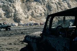 Azusa Canyon SVRA - Waypoint 10: Mud Pits Area