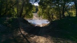 Little Pan Mine Road - Waypoint 11: River Crossing