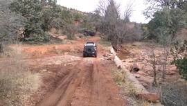 Oak Creek Homestead - Waypoint 15: Dry Creek