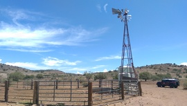 General Cook National Recreation Trail - Waypoint 25: Bates Windmill